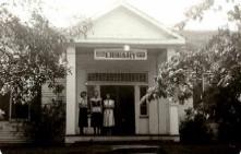 Clara Cox Epperson Library